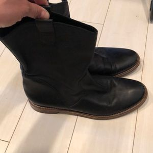 Cole Haan Leather Boots Size 8B